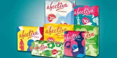 Gama productos Afectiva